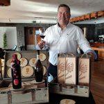 La bodega más pequeña de Lanzarote lanza un 'vino de autor'